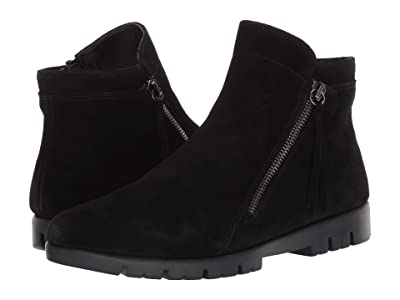 The FLEXX Mojo (Black Waterproof Suede) Women