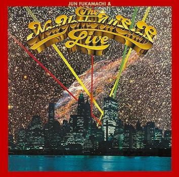 JUN FUKAMACHI & THE NEW YORK ALL STARS LIVE