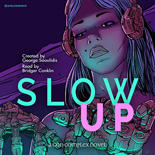 Slow Up audiobook cover art