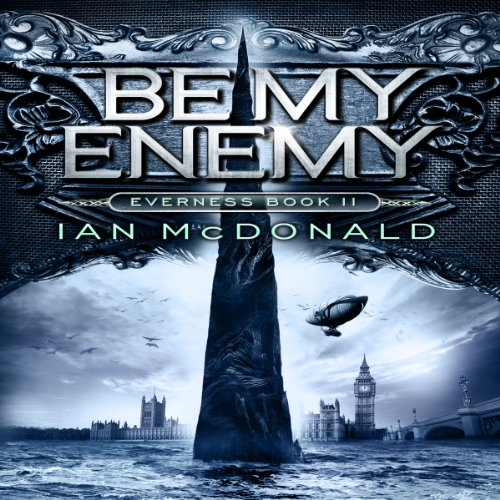 Be My Enemy audiobook cover art