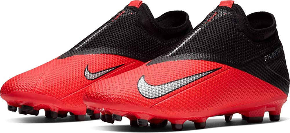 Nike, phantom vsn 2 academy df fg/mg, scarpe da calcio,per uomo CD4156