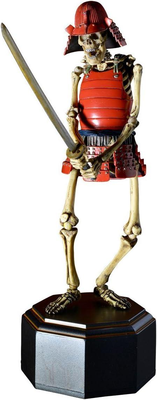 Kaiyodo Popular brand Takeyashiki Jizai 5 ☆ popular Okimono Action Samurai KT-010 Skeleton