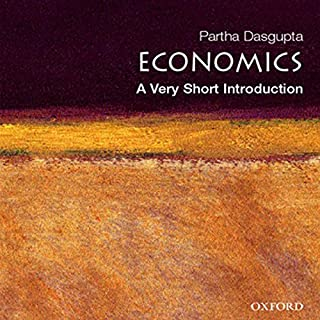 Economics audiobook cover art