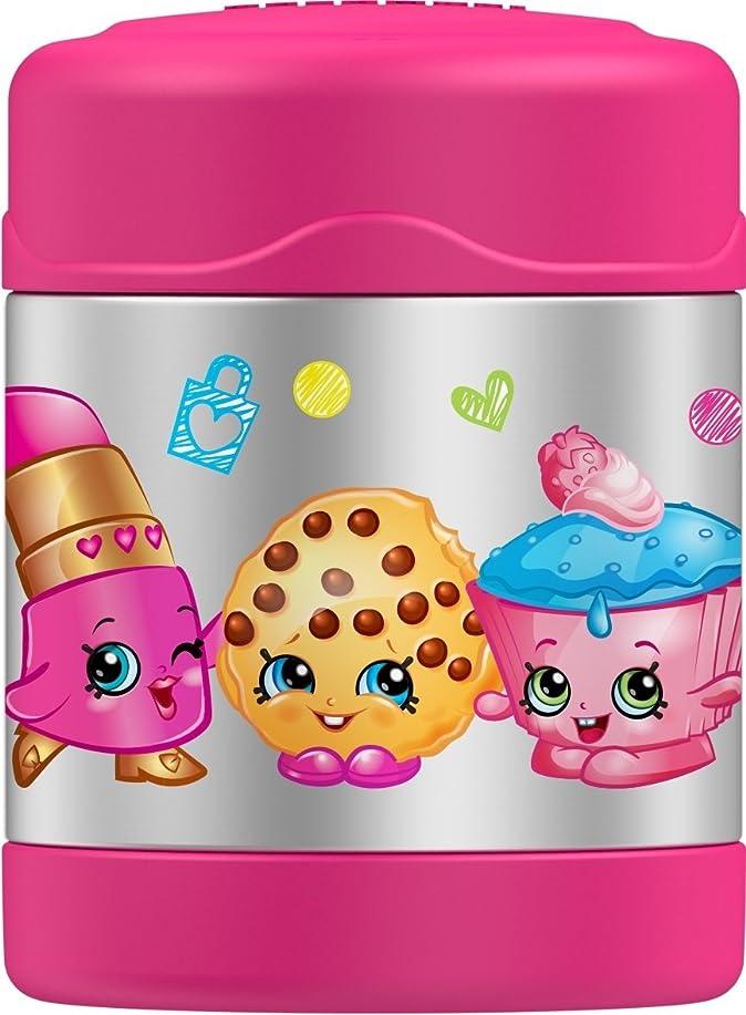 切り離す悪化するワーカー(Shopkins) - Thermos Funtainer 300ml Food Jar, Shopkins