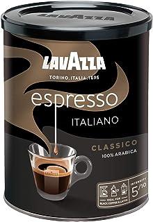 Lavazza Caffè Espresso Ground Coffee, Medium Roast, 250 g