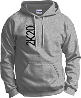ThisWear 2020 Graduation Gifts Class of 2K20 Graduation Hoodie Sweatshirt