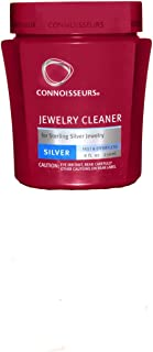 Best connoisseurs 8 oz sterling silver jewelry cleaner Reviews