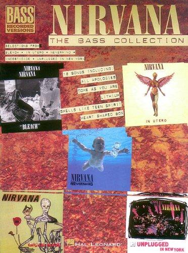 Nirvana: The Bass Guitar Collection Bass Tab.
