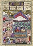Vintage Islamische Kunst The Marriage of sudaba und Kai