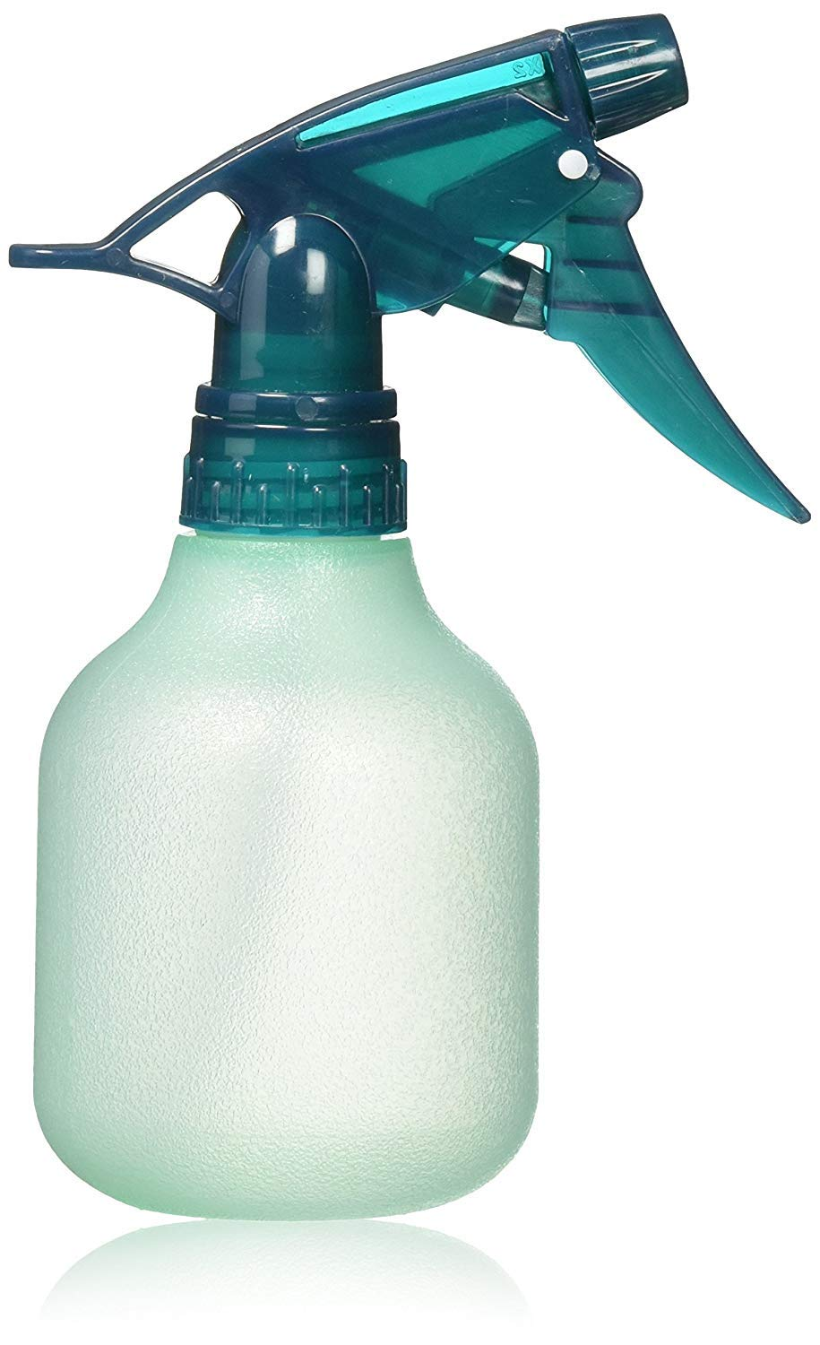Watering Plants Hair styling Fine Mist Sprayer Trigger Squirt Bottle for Taming Hair 1 Pack, Green Showering Pets Rayson Empty Spray Bottle Refillable Container