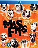 Misfits (Complete Series 1-5) - 12-Disc Box Set ( Mis fits: Series One, Two, Three, Four & Five ) [ Origine UK, Nessuna Lingua Italiana ] (Blu-Ray)