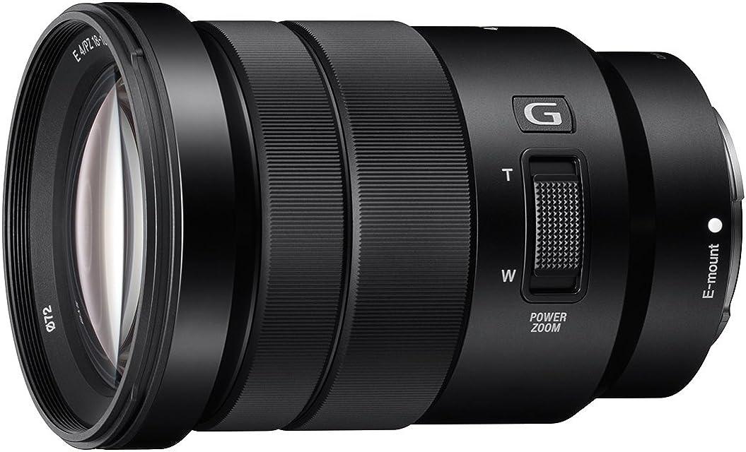 Sony SEL-P18105G G OSS - Objetivo para Sony/Minolta (distancia focal 18-105mm apertura f/4) color negro