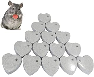 8 Hearts Hanging Chew Toy Chinchilla