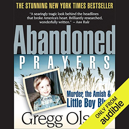 Abandoned Prayers audiobook cover art