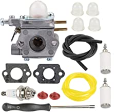 Coolwind 753-06190 Carburetor for MTD Troy Bilt TB21EC TB22 TB22EC TB32EC TB42BC TB80EC TB2040XP String Trimmer Brushcutter with Adjustment Tool