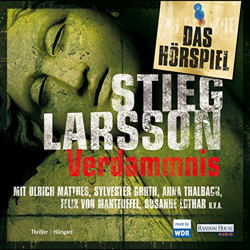 Verdammnis. Das Hörspiel audiobook cover art