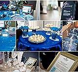 10000Stk Deko-Diamanten 6mm Farblos Absofine Diamantkristalle Transparent Kristall Dekosteine Tischdeko Diamanten Streudeko Hochzeit Dekoration - 6