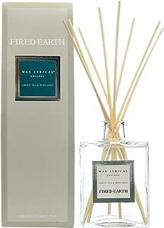 Fired Earth Green Tea and Bergamo 200ml Reed Diffuser