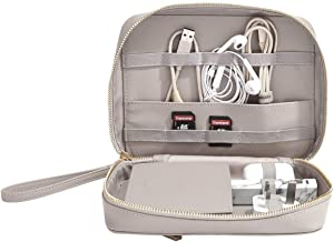 Stackers Taupe Cable Tidy Bag