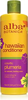 Alba Botanica, Replenishing Conditioner, Plumeria, 12 oz
