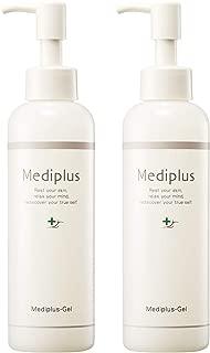 【Mediplus+】 メディプラスゲル オールインワン ゲル 180g 2本セット [ セラミド 保湿 美容液 ]