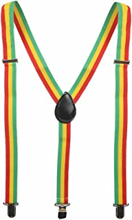Adult Plain Elastic Y-Shape Suspender