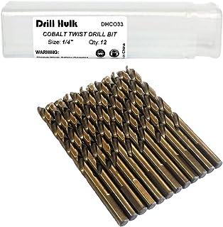 "Jobber Length Cobalt Drill Bit 135° Split Point USA RMT 95006407 /'H/' .2660/"" Dia"