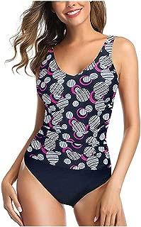 Costume da Bagno Monopezzo da Donna 2020 Bohemian Print Costume da Bagno Premium
