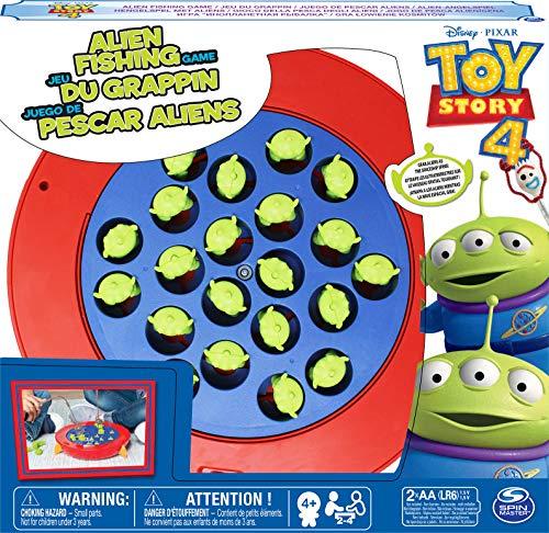 Cardinal Games - 6047063 - Disney Pixar Toy Story 4 - Juego de pesca alienígena, multicolor , color/modelo surtido