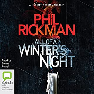 All of a Winter's Night audiobook cover art