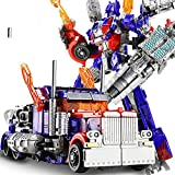 Transformers, era of Extinction: Optimus Prime, Hornet, Alloy Toys, car Robots, Transformers Models, Children's Gifts, Body Parts can be rotated 360 Degrees (Optimus Prime)