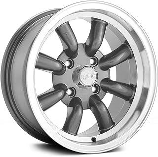 """Konig Rewind Graphite Wheel with Machined Lip (15x7""""/4x100mm)"""