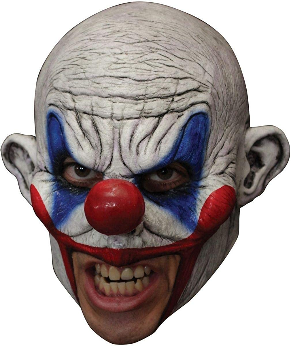 Ghoulish 2021 Productions - Overseas parallel import regular item Mask Clooney Clown