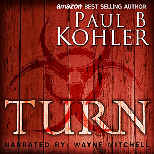 Turn audiobook cover art