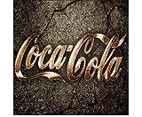 Art Déco Stickers - Stickers Lave Vaisselle Coca Cola 60x60cm
