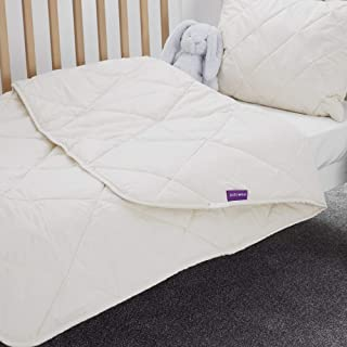 T/&A Traders/® Kids Anti-Allergy Cot Duvet//Quilts OR Pillows For Summer /& Winter Use 4.5 To 9 Tog Ratings 4.5 Cot Quilt Only
