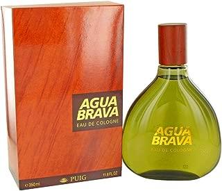 Puig Agua Brava Eau De Cologne Splash for Men, 11.8 Ounce