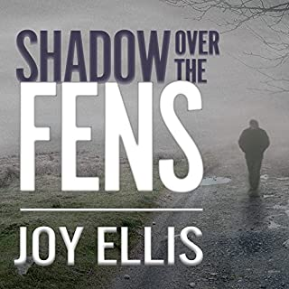 Shadow over the Fens audiobook cover art
