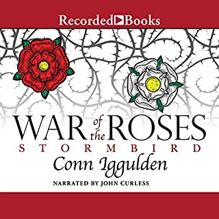 Wars of the Roses audiobook cover art