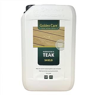 Golden Care Teak Shield 3 Liter