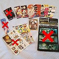 漫画・アニメグッズ シール ジャンプ付録 カード まとめ売り