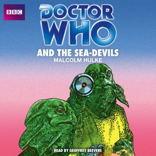 Doctor Who and the Sea-Devils cover art