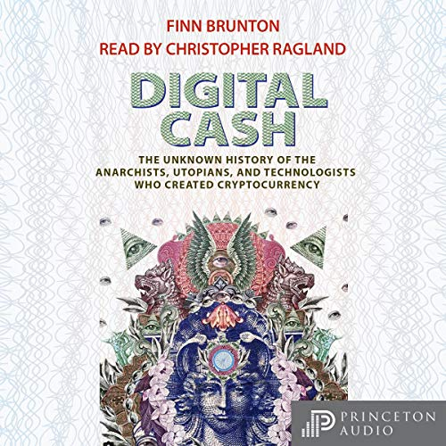 Digital Cash audiobook cover art