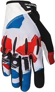 SixSixOne Evo II Glove RWB XL with D30 Impact Protection (XL = 11