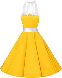 Amazones Amarillo Vestidos Mujer Ropa