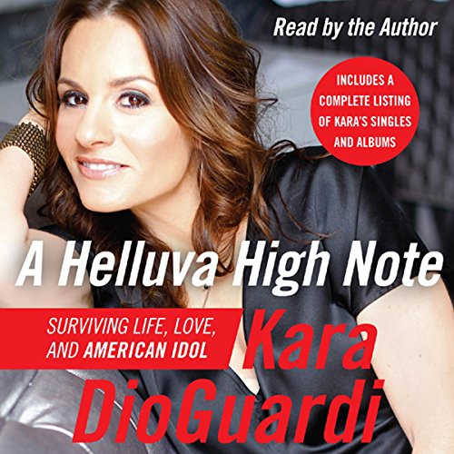 A Helluva High Note audiobook cover art