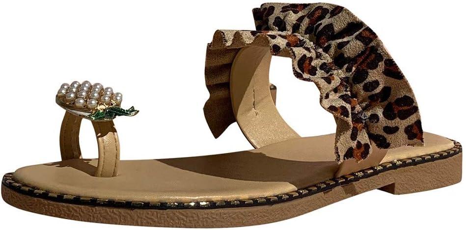 PLENTOP Pineapple Rhinestone Sandals for Super beauty product Max 42% OFF restock quality top Ring Toe Fl Shiny Women