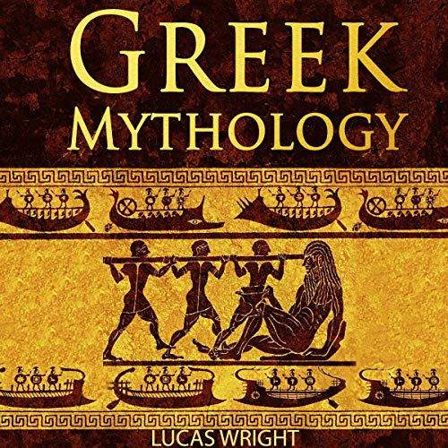 Greek Mythology: Tales of Greek Gods, Goddesses, Heroes, Monsters & Mythical Beasts audiobook cover art