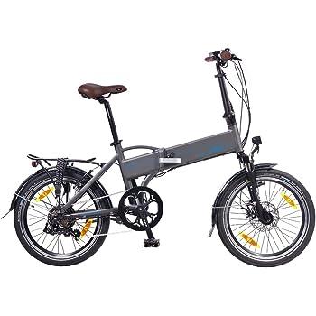 NCM Madrid 50,8 cm para Bicicleta Eléctrica E-Bicicleta Plegable E ...