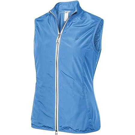 Azur Fitness und Freizeit gefertigt aus Microfiber und Elasthan 38 Joy Sportswear Klarissa Sportweste f/ür Damen mit /ärmellosem Schnitt f/ür Running